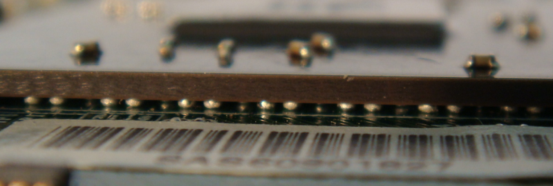 BGA чип
