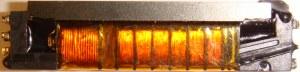 высоковольтный трансформатор подсветки