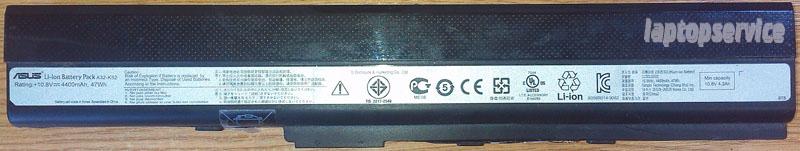 Батарея для ноутбука Asus K52
