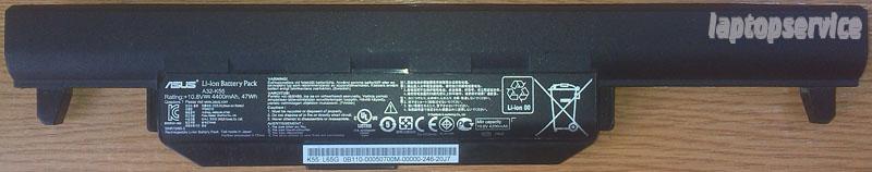 Батарея для ноутбуков Asus K75