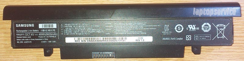 Батарея для ноутбуков Samsung NC110