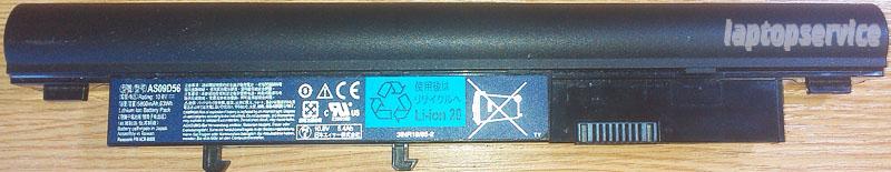 Батарея для ноутбука Acer Aspire 4810T