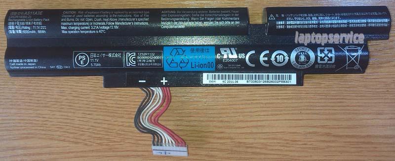 Батарея для ноутбуков Acer Aspire 4830