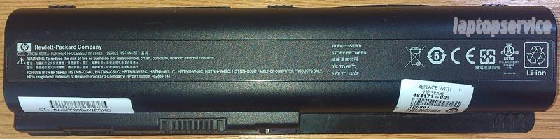 Батарея для ноутбуков HP Presario CQ40