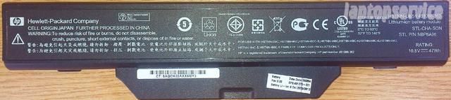 Батарея для ноутбуков HP-Compaq 6720s