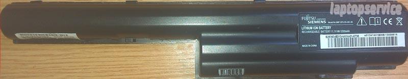 Батарея для ноутбука Fujitsu ESPRIMO Mobile U9200