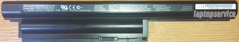 Батарея для ноутбуков SONY VAIO VPC-CA1SLE