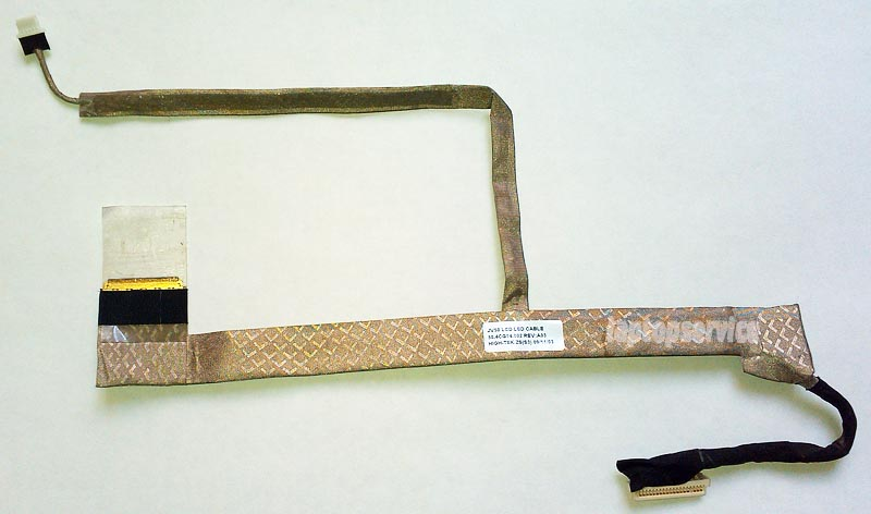 Шлейф матрицы для ноутбука Acer Aspire 5542