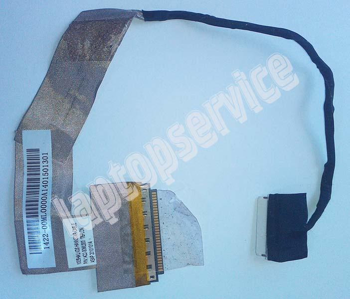 Шлейф матрицы для ноутбука Asus EEE pc1005