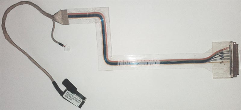 Шлейф матрицы для ноутбука Gateway MA7