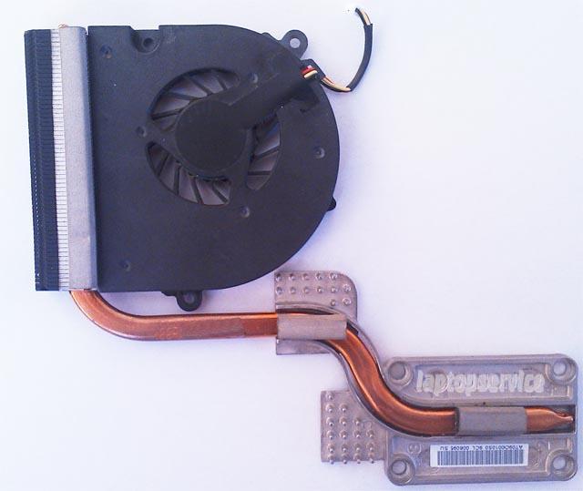 Система охлаждения ноутбука Acer Aspire 5541