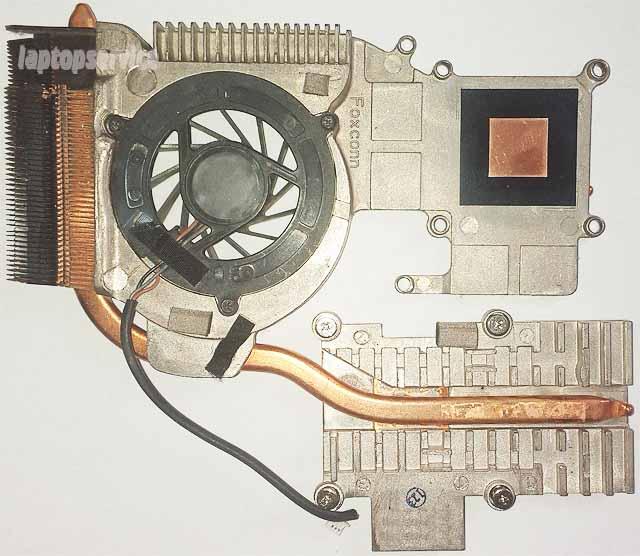 Система охлаждения ноутбука Acer Aspire 5920G