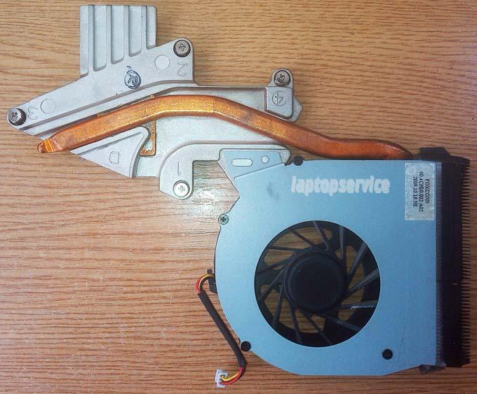 Система охлаждения ноутбука Acer Aspire 5542