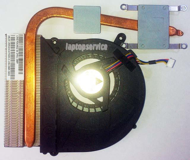 Система охлаждения ноутбука Asus K50C
