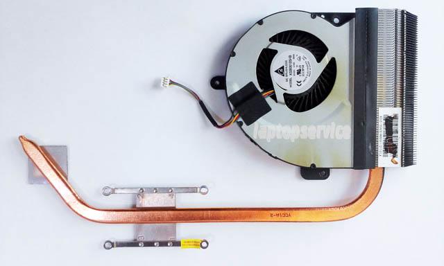 Система охлаждения ноутбука Asus K54C