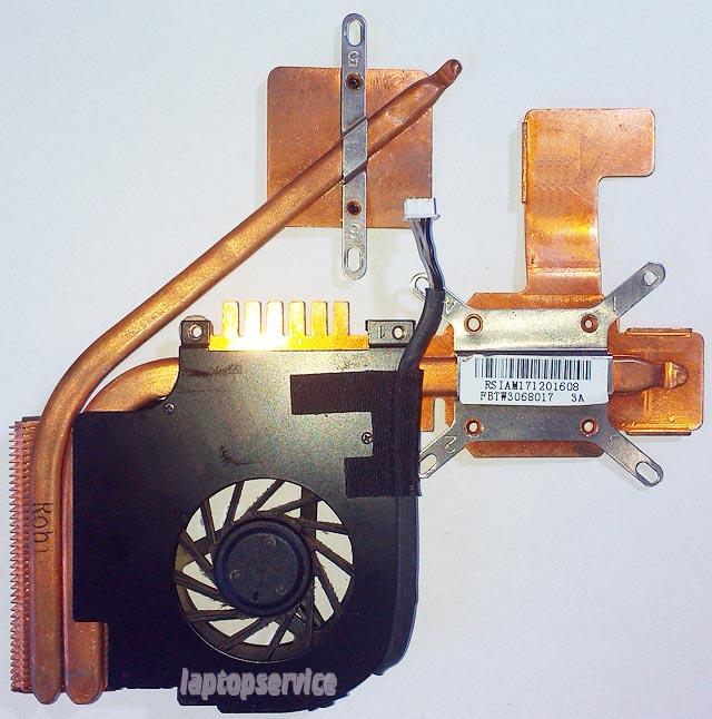 Система охлаждения ноутбука BenQ Joybook R55