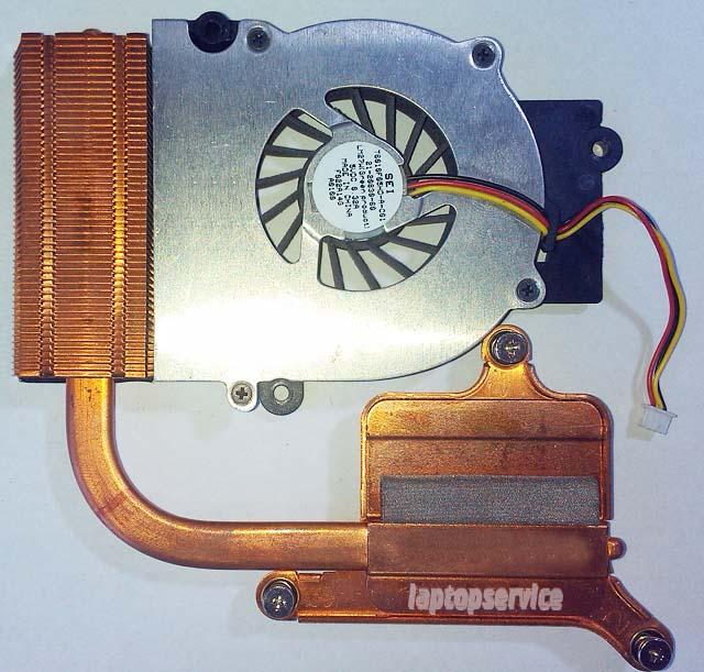 Система охлаждения ноутбука Fujitsu Simenes V2035