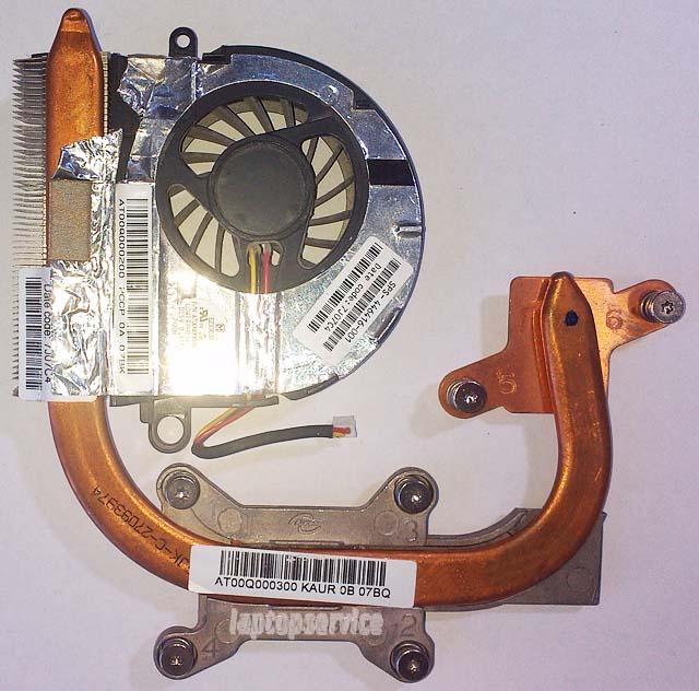 Система охлаждения ноутбука HP Compaq 6910P