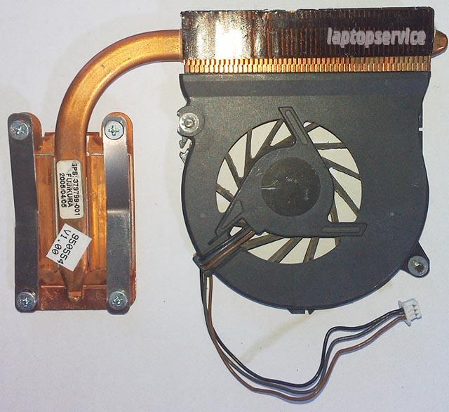 Система охлаждения ноутбука HP Compaq nx8220
