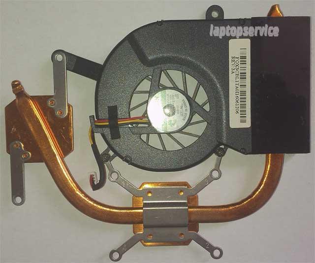 Система охлаждения ноутбука Toshiba Satellite L30