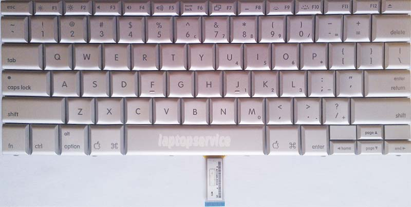 Клавиатура для MacBook Pro A1226