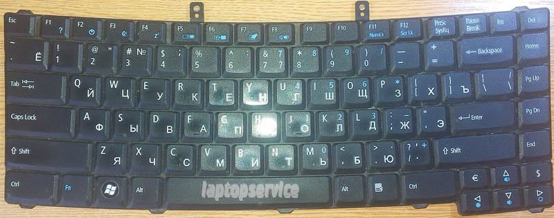 Клавиатура для ноутбука Acer Extensa 5610