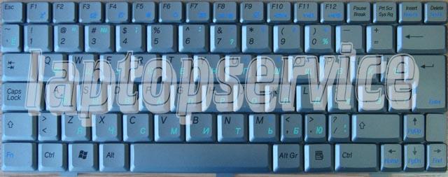 Клавиатура для ноутбука Asus S6F