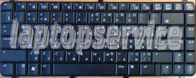 Клавиатура для ноутбука Compaq 610