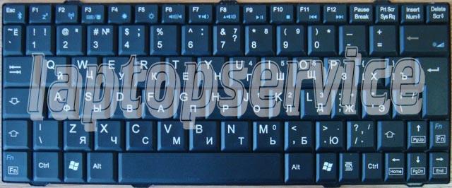 Клавиатура для ноутбука Fujitsu-Siemens V3205