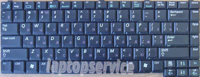 Клавиатура для ноутбука Samsung R55