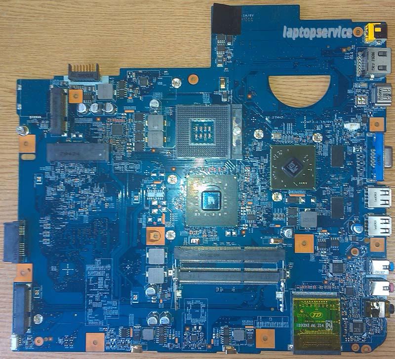 Материнская плата для ноутбука Acer Aspire 5738G