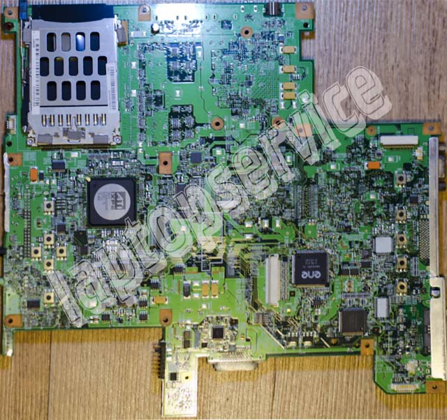 Материнская плата для ноутбука Acer Aspire 3020