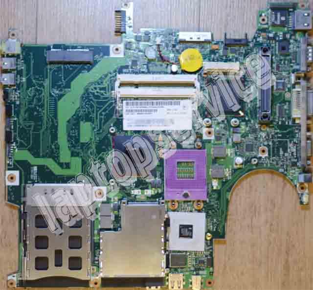 Материнская плата для ноутбука Acer TravelMate 6592