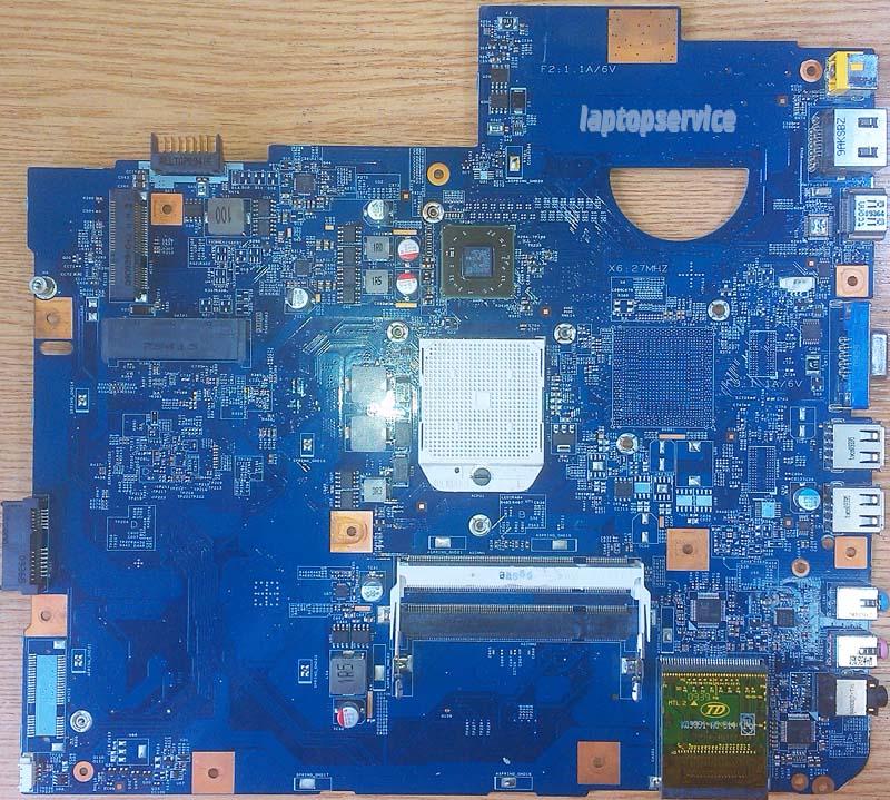 Материнская плата для ноутбука Acer Aspire 5542