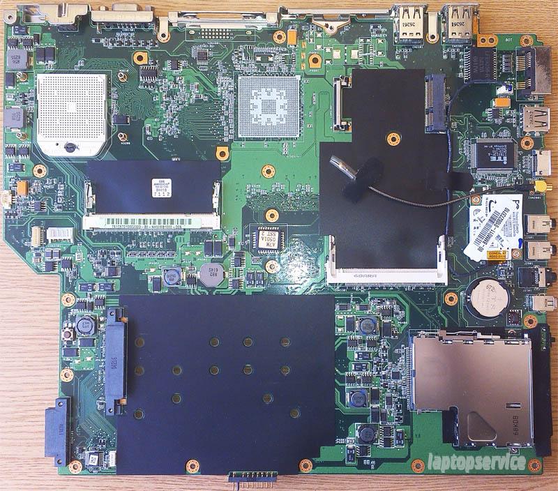 Материнская плата для ноутбука Asus A7M