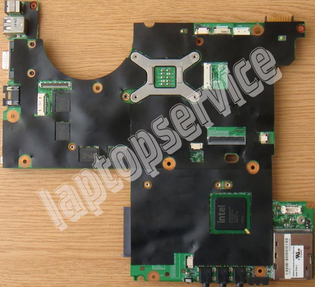 Материнская плата Dell XPS M1530