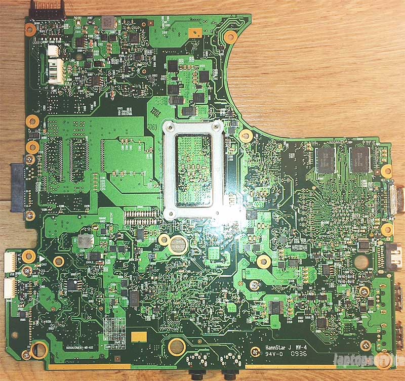 Материнская плата для ноутбука HP 4515S