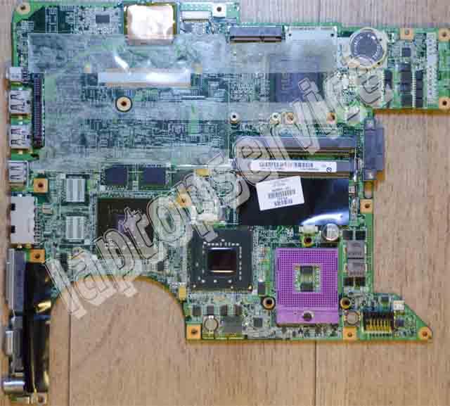 Материнская плата для ноутбука HP Pavilion DV6700