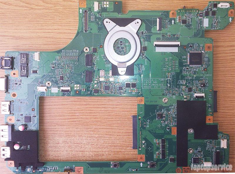 Материнская плата для ноутбука Lenovo B560