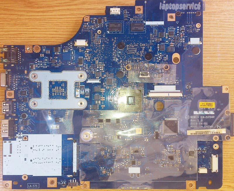 Материнская плата для ноутбука Lenovo G565