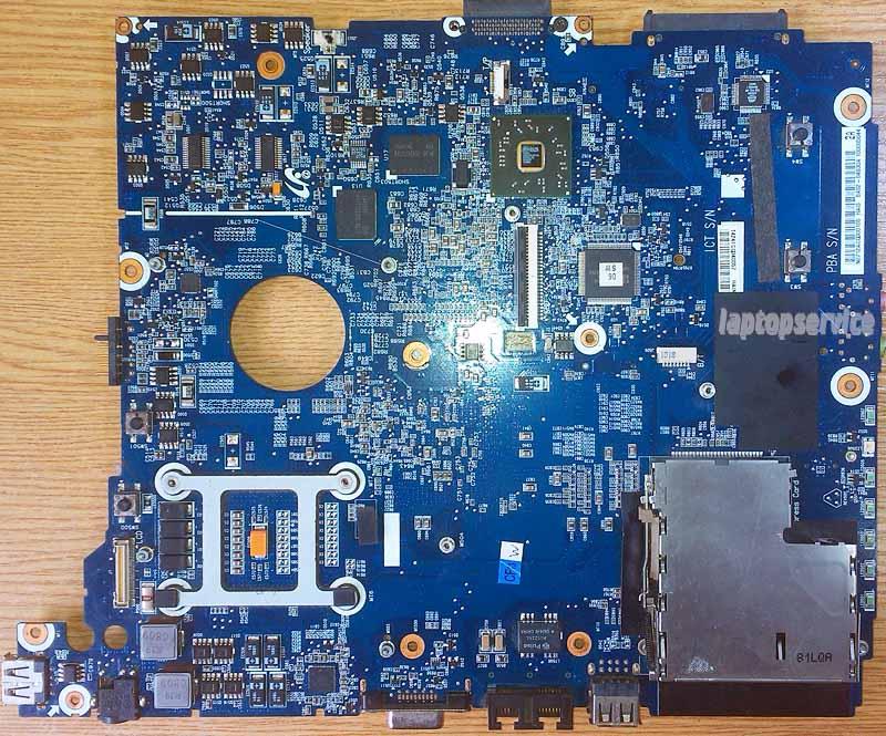 Материнская плата для ноутбука Samsung R25