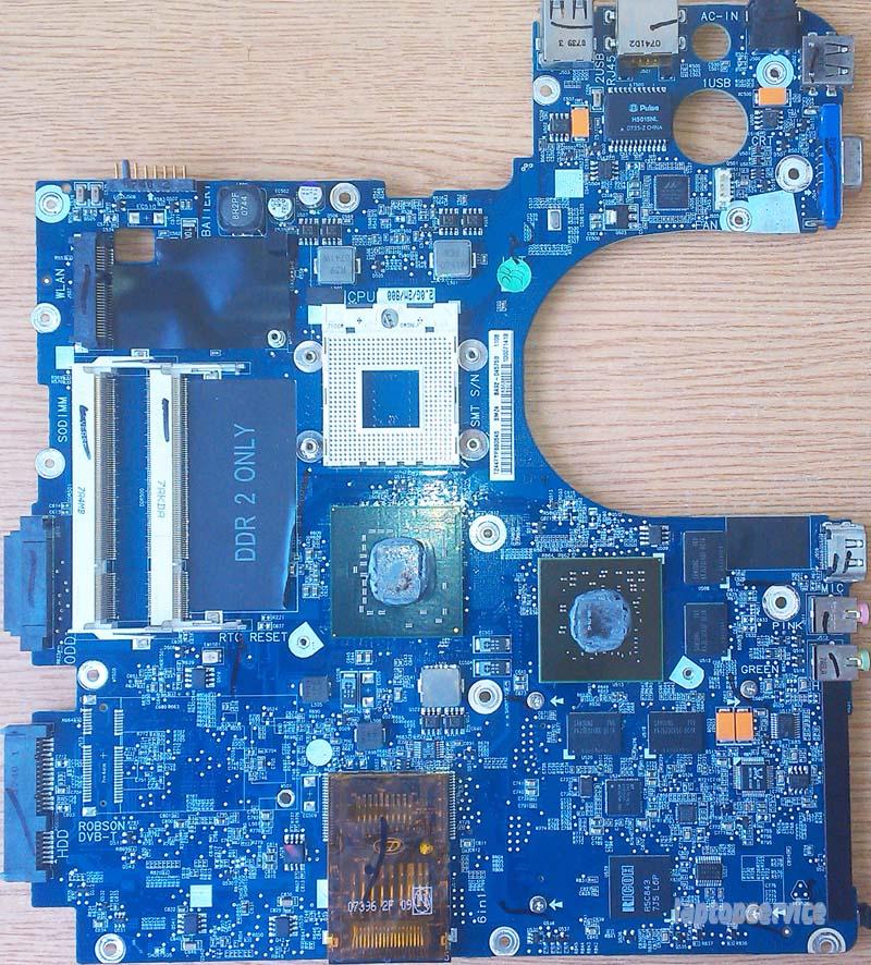 Материнская плата для ноутбука Samsung R70