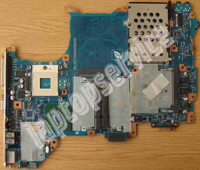 БУ материнская плата Toshiba A15