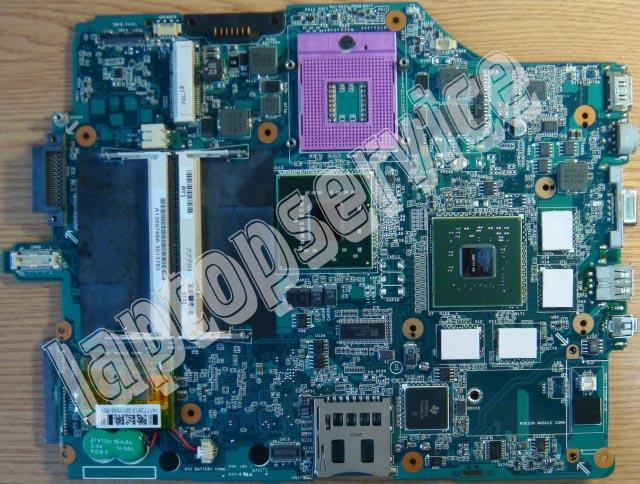 Материнская плата Sony VGN-FZ290