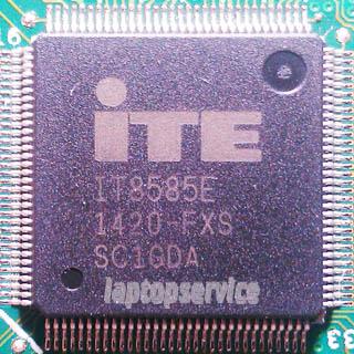 Прошивка мультиконтроллеров ITE - IT8585E,  IT8586E, IT8587, IT8985