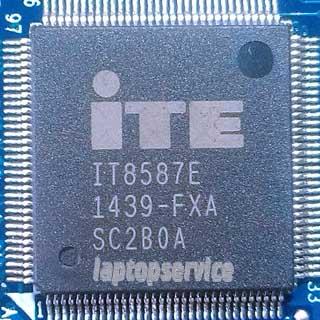 Прошивка мультиконтроллеров ITE - IT8585E,  IT8586E, IT8587E, IT8985