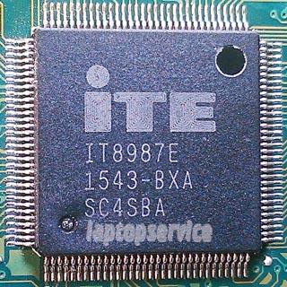 Прошивка мультиконтроллеров ITE - IT8585E,  IT8586E, IT8587, IT8985, IT8987