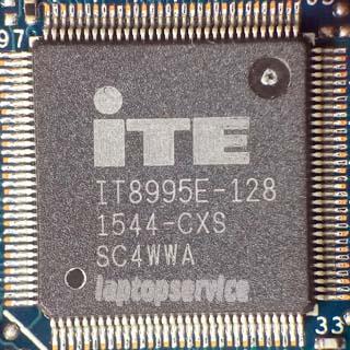 Прошивка мультиконтроллеров ITE - IT8585E,  IT8586E, IT8587, IT8985, IT8987, IT8995