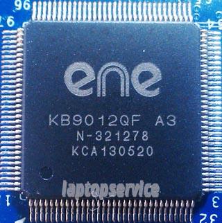 Прошивка мультиконтроллеров ENE - KB9010, KB9012, KB9016, KB9022