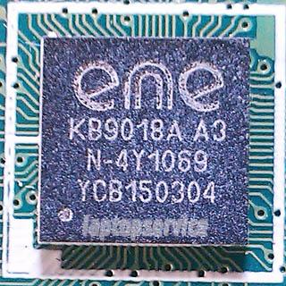 Прошивка мультиконтроллеров ENE - KB9010, KB9012, KB9016, KB9018A, KB9022